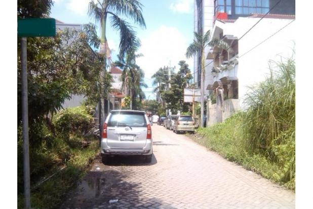 Tanah 4x25 Klampis Aji Surabaya, Dekat Manyar Kertajaya Ada IMB untuk RUKO 11160058