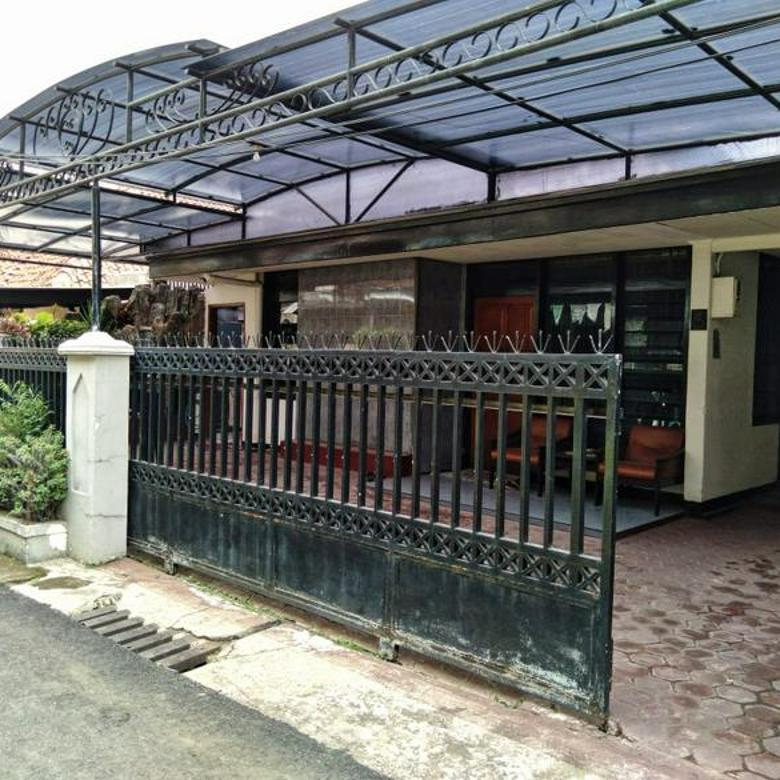 Rumah Siap Huni di Sekitar Banteng Lodaya Bandung