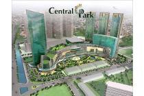 Central Park Residence, 2BR+ 82,5m2,Jual cepat dan murah,Apartemen Dijual