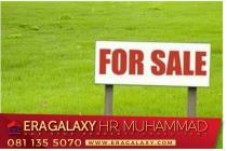 Dijual Tanah Kavling Siap Bangun Citraland Bukit Telaga Golf