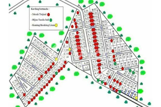 Tanah Kavling Murah Area Samarinda 17342123