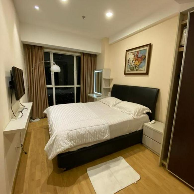 Nice Unit 1BR and Good Price in Gandaria Height Apartment, a High End Apartment Integrated with Gandaria City Shopping Mall and Office Tower