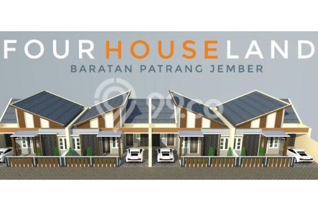 Dijual Rumah Dekat Pemandian Rembangan Jember 13961325