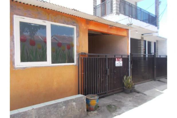 rumah siap huni bangunan kokoh hrga murah warna orange 036