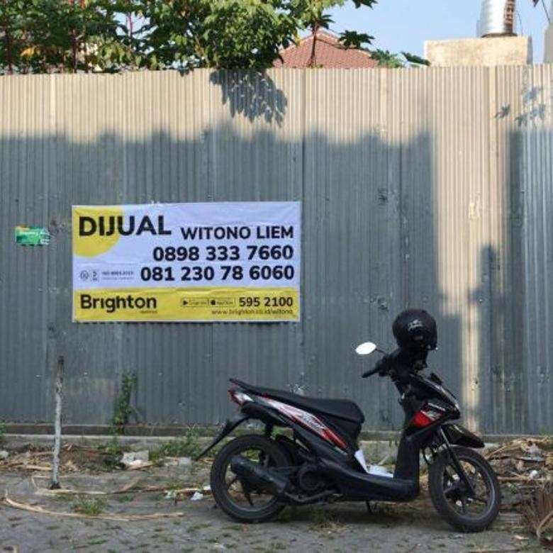 Tanah Kavling DHARMAHUSADA UTARA Lokasi Belakang Superindo