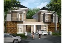 DIJUAL RUMAH BARU & MURAH Di Cherry Ville Type 127/160 Grand WIsata  Bekasi