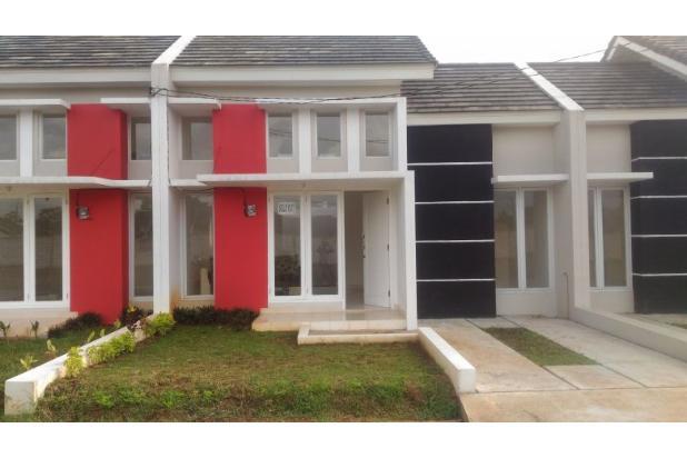 rumah siap huni 1 lantai dan 2 lantai gratis biaya di cibinong bogor 16453229