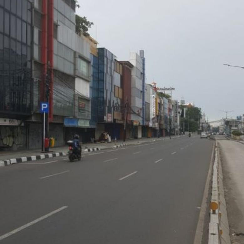 Ruko 3.5 Lantai Jl Kyai Caringin, Cideng, Jakarta Pusat