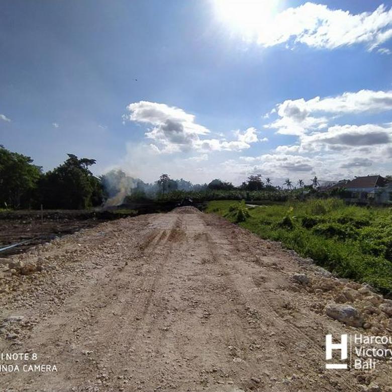 Tanah Kavling bagus area Pererenan, Canggu Kuta