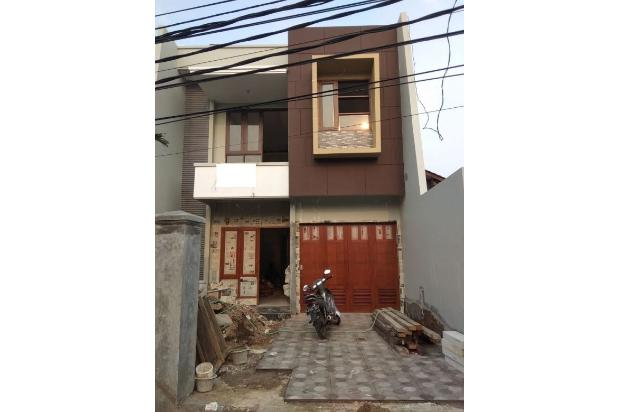 Dijual Rumah Baru 2 Lantai di Dekat Cipinang Elok Jakarta Timur 17712857