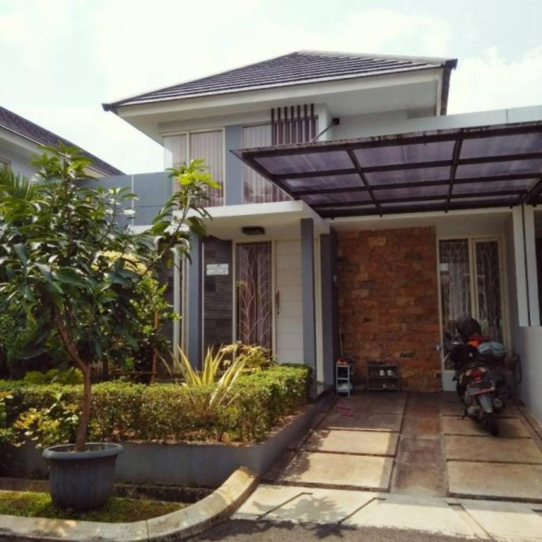 Dijual Rumah di Cluster Permata Hijau Karawang