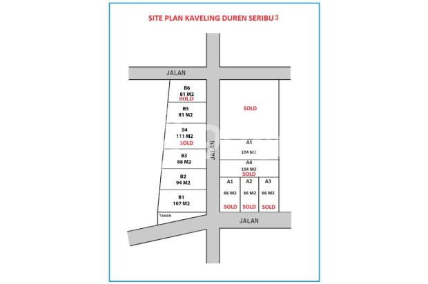 Beli Segera Rumah di Taman Asri Bojongsari Jaminan Untung 25% Pasti 16225940