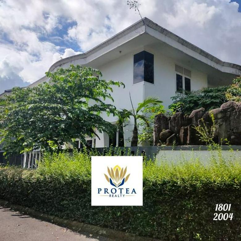 Rumah Villa Melati Mas BSD