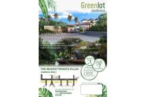 Rumah rasa Villa Greenlot Residence, tipe Rosetta
