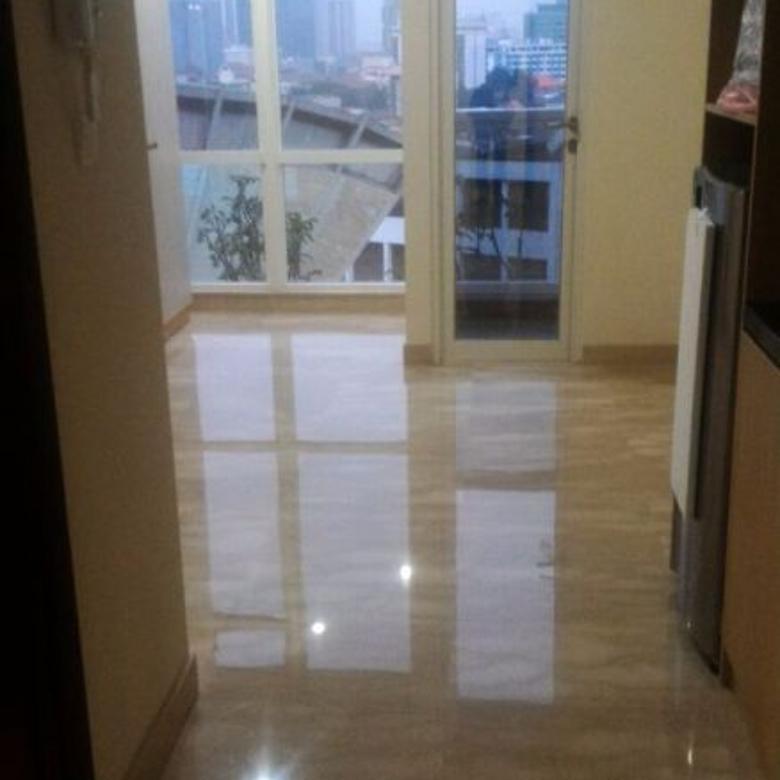 Dijual Apartment Menteng Park Studio Semi Furnished Lantai Rendah!