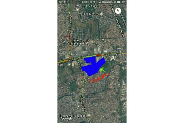 Rp780mily Tanah Dijual