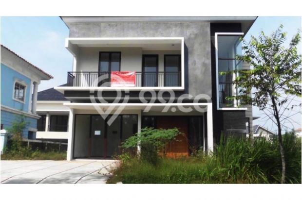 Rumah Minimalis Posisi Hook Cluster Empire Park Sentul City 11377966