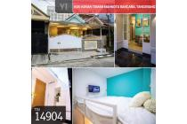 Kost-kosan Taman Mahkota Bandara, Tangerang, 8x11,5m, 2 Lt, SH