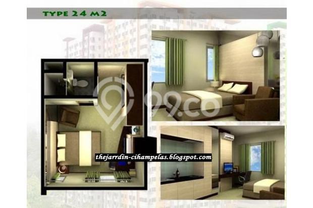 Apartemen The Jarrdin Bandung, Boking Fee saja,Cashbertahap 36x Tanpa Bunga 15020731