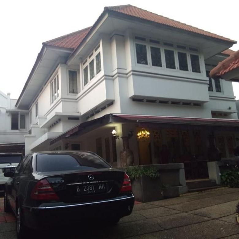 Dijual rumah siap huni di Jl. Latuharhari, Menteng, Gol B