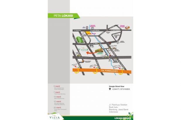 apartment elite dengan harga terjangkau berkonsep eco green 7608755