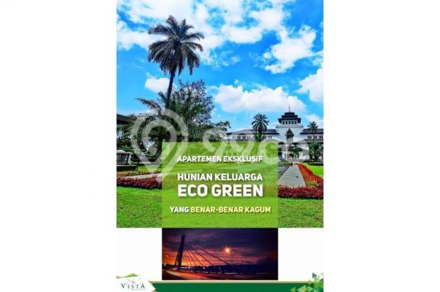 apartment elite dengan harga terjangkau berkonsep eco green 7608799