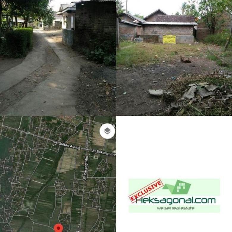 Tanah Dijual Yogyakarta Bantul hks6860