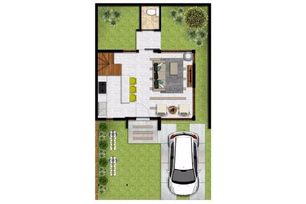 Rumah Minimalis Dijual di Bandung Utara 15144491