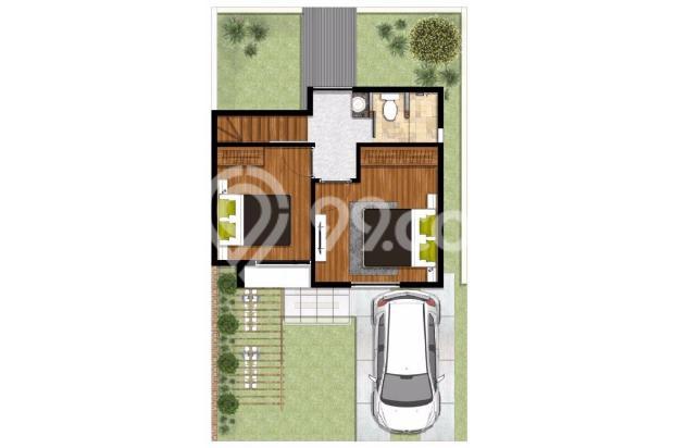 Rumah Minimalis Dijual di Bandung Utara 15144494