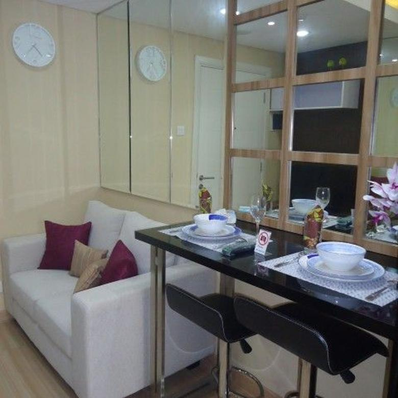 Apartment Madison Park Podomoro City . Type 1BR. Furnished