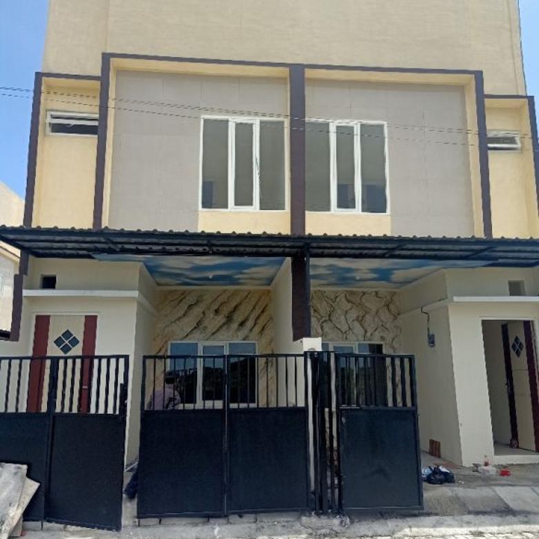 Dijual Rumah Baru 3 Lt Siap Huni di Green Gunung Anyar