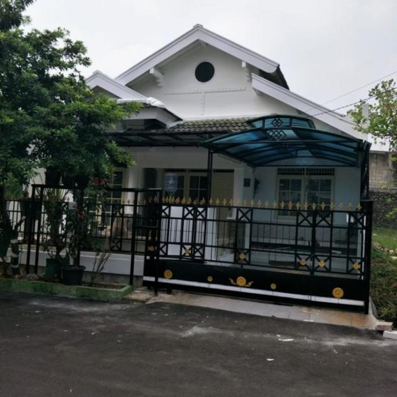 Dijual Rumah Asri Istimewa Nyaman di Rajawali Bintaro, Tangsel