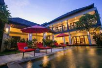 Villa Hak Milik 300 Meter Dari Pantai Canggu 4 Kamar