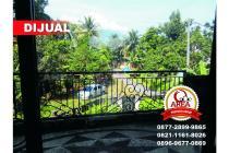 Rumah Bogor View Gunung Salak Dekat Pusat Kota