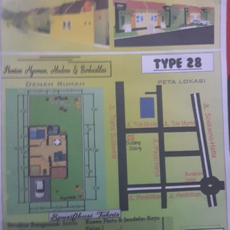 Rumah murah di Tondo