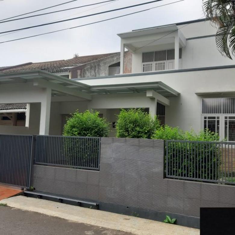 Dijual Rumah 2 Lt Baru Renovasi di Bumi Pesanggrahan Mas, Jkt