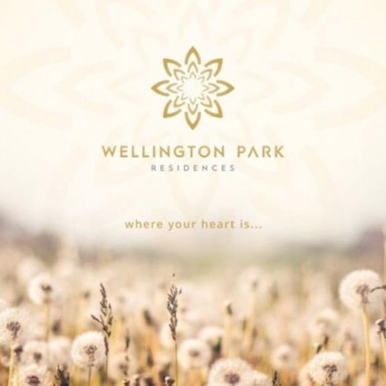 Rumah Wellington Park Sidoarjo 700jt Minimalis Baru