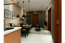 dijual full furnis apartemen Casablanca east RESIDENCES dp ringan