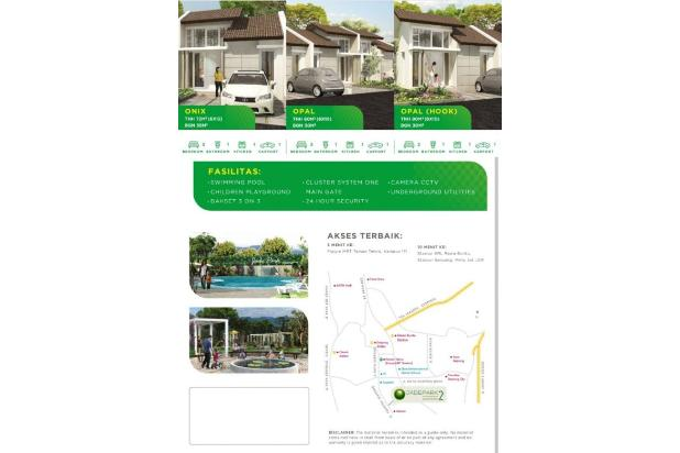 Rp464jt Rumah Dijual
