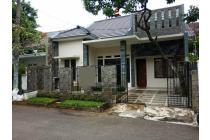 Rumah siap huni dalam komplek di Cirendeu
