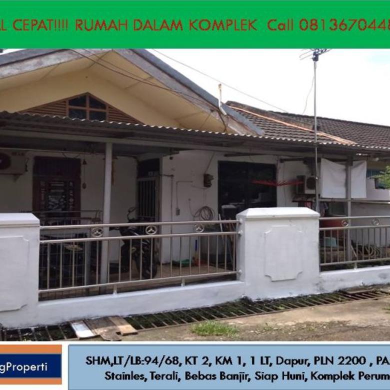 Rumah Minimalis 2 Lantai Di Palembang  jual cepat rumah di citra damai palembang