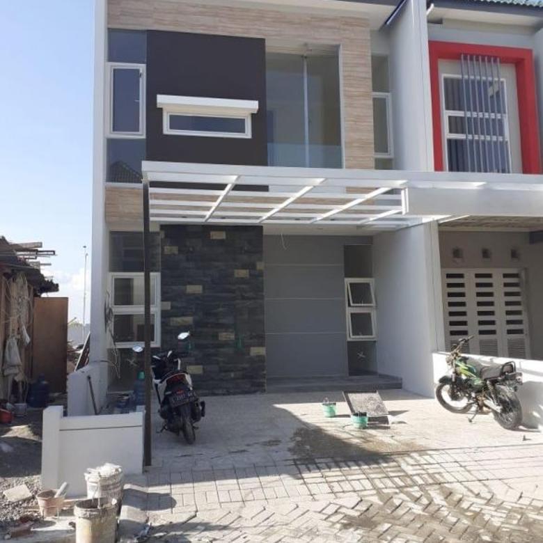 GRESS! Rumah minimalis BERGENGSI di Sukolilo Dian Regency 2