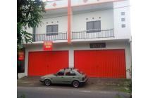 Dijual Murah Ruko Jl Solo Jogja Dekat Candi Prambanan, 300 Jutaan