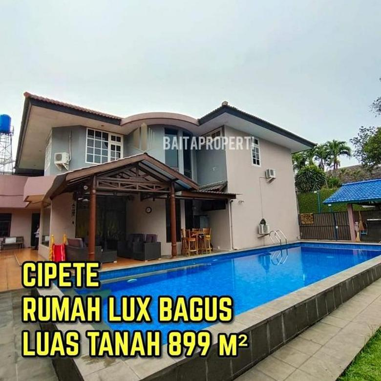 Cipete Rumah Lux ! Sebut Saja Abdul Majid