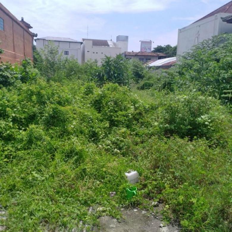 Land for sale in strategically Kuta Centre Bali
