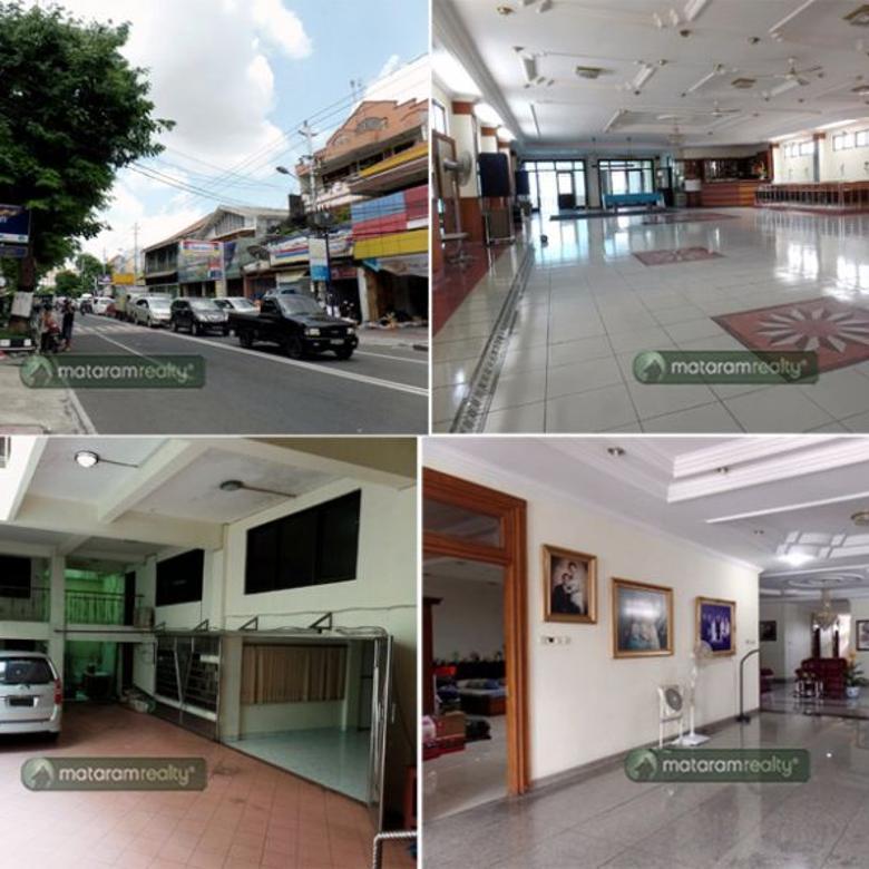 Rumah Furnish & Ruang Usaha Pinggir Jalan KHA Dahlan dekat Malioboro