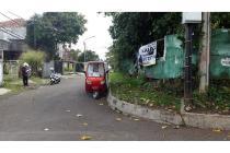 Kavling siap bangun setra sari kulon tanah kotak, lokasi Bandung Utara
