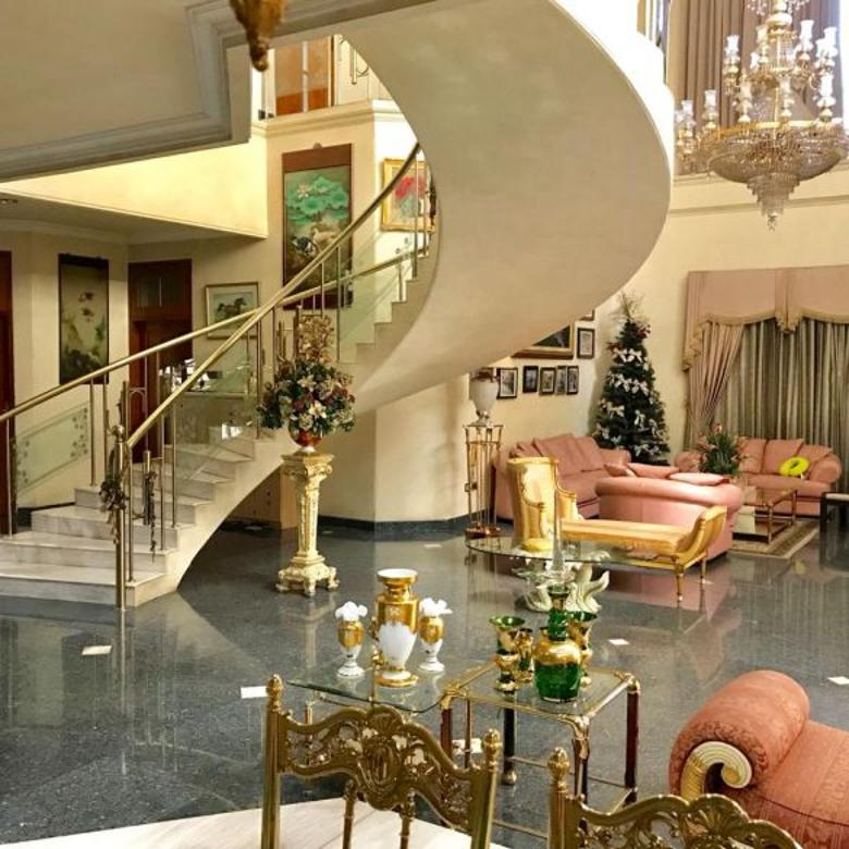 Rumah di PIK Mewah Fully Furnished Ukuran 707 m2