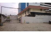 Tanah Strategis + Bangunan @ Pluit Raya