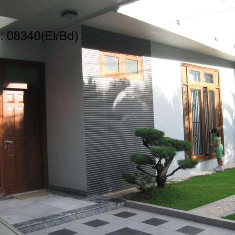 KODE: 08340 (El/Bd), Rumah Dijual Kelapa Gading, Luas 17x17 meter(289 m)